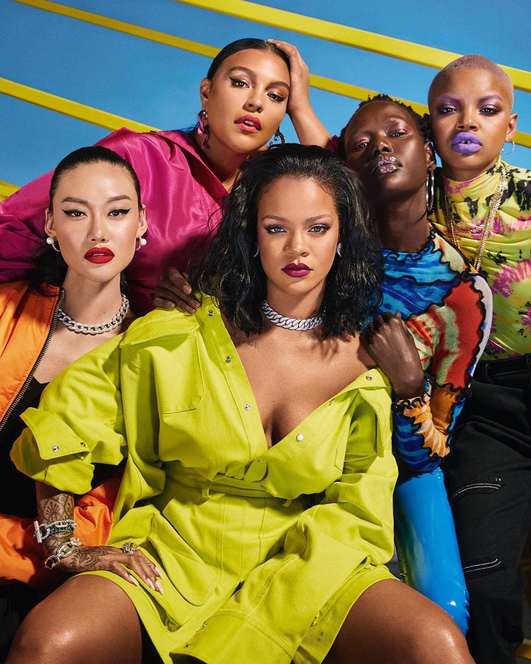 Rihanna asegura que transformará el mundo de la moda