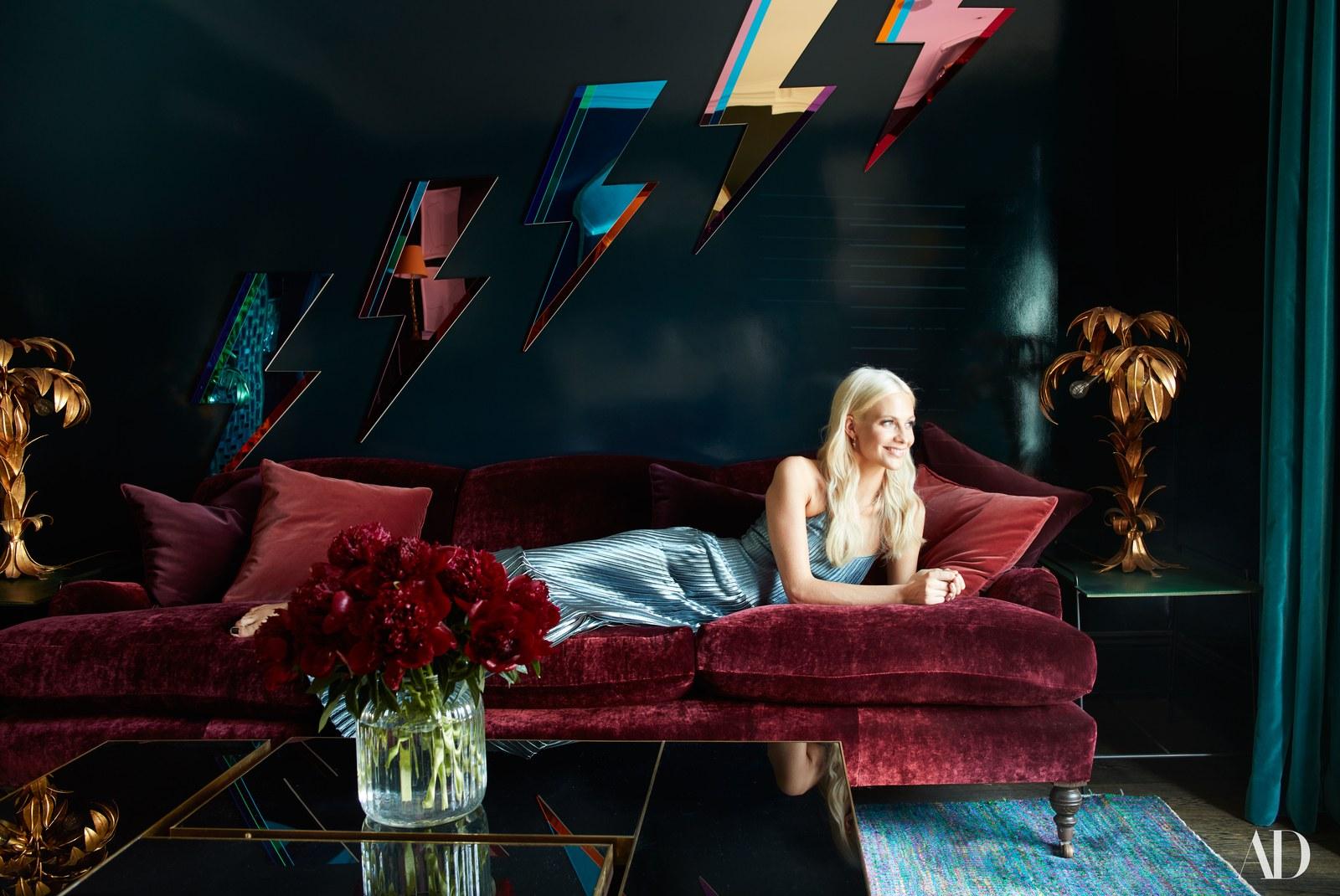 El espectacular y fashionista hogar de Poppy Delevigne en Londres ¡inspirate!