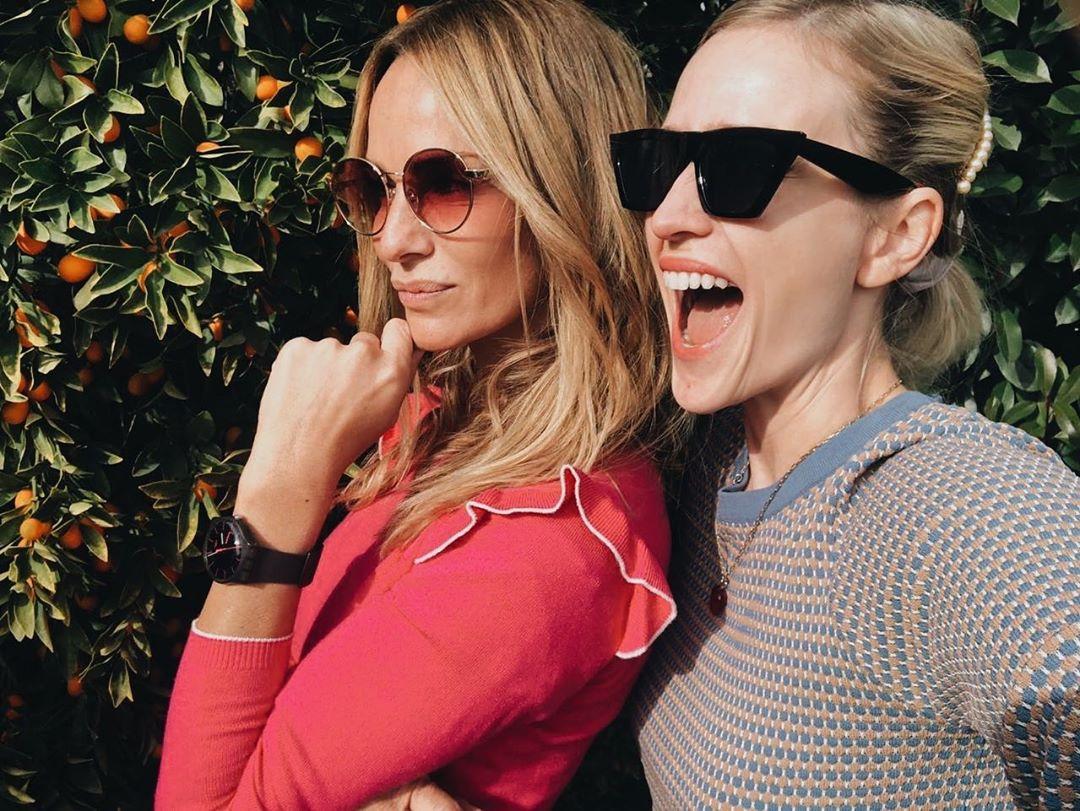 Sabrina Rojas y Brenda Gandini confirman que los anteojos de sol de esta temporada son vintage