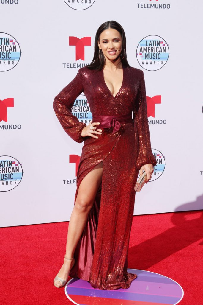 LATIN AMERICAN MUSIC AWARDS RED CARPET