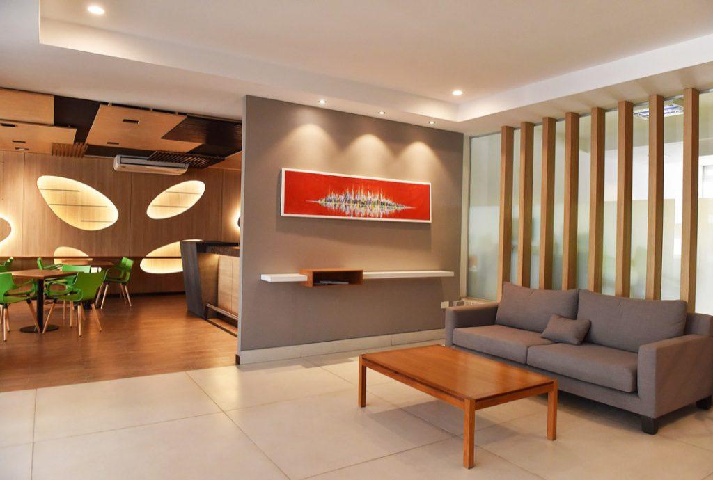Hotel Brizo tiene espacios para descansar luego de largas jornadas de turismo.