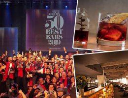 COCKTAILS BAR 50 BEST ARGENTINA FLORERIA ATLANTICO