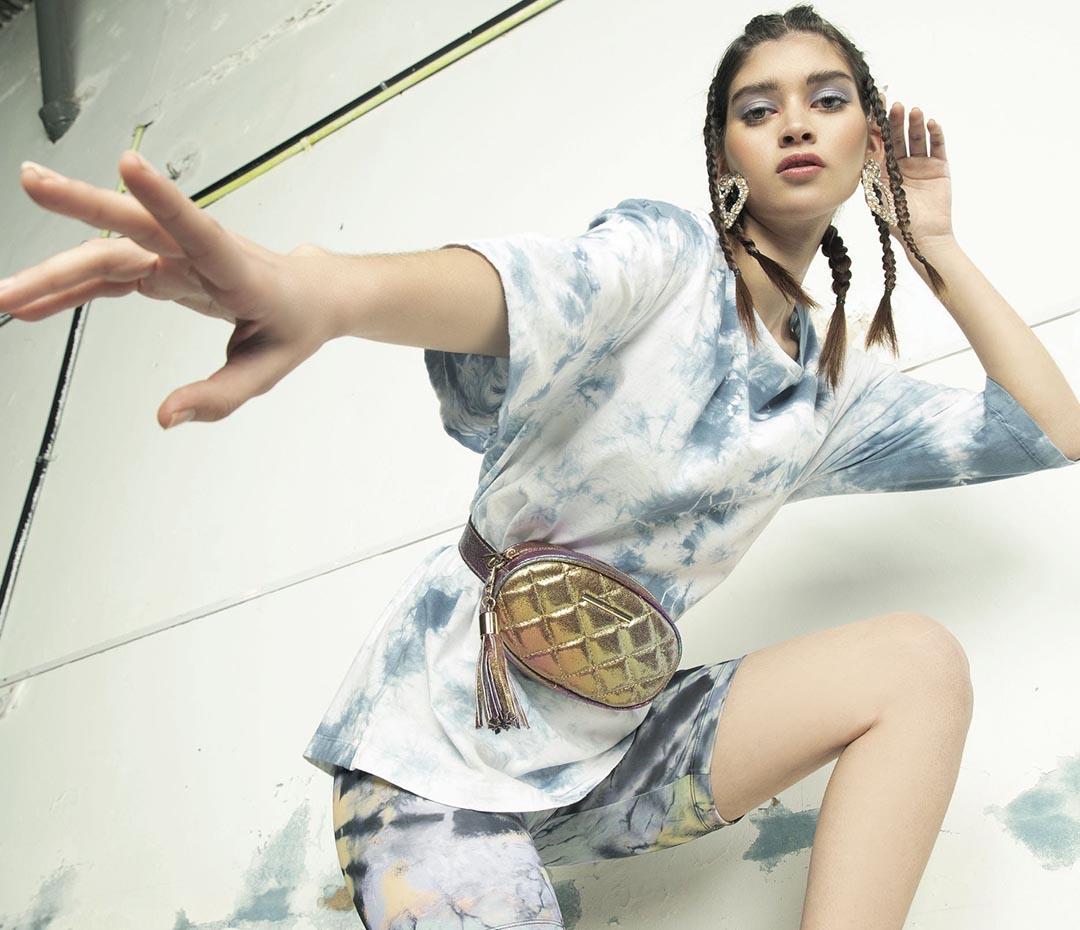El poder del estampado batik