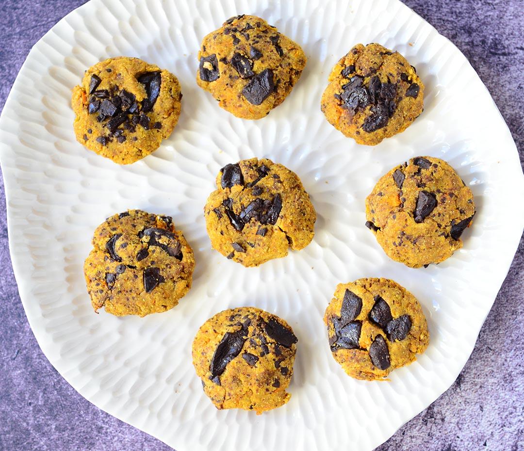 Cómo hacer cookies veganas y fitness