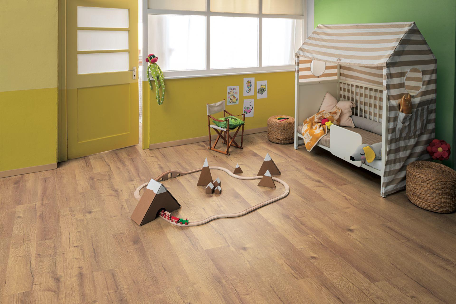 Ideas para cuartos infantiles todoterreno