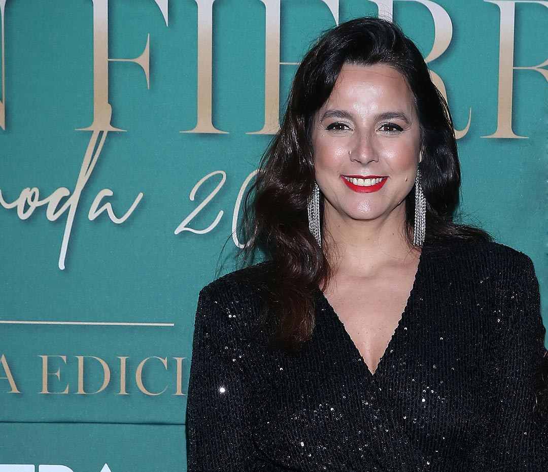 El look de gala de Marité Rizzo, editora de moda de Para Ti y  jurado del Martín Fierro de la Moda
