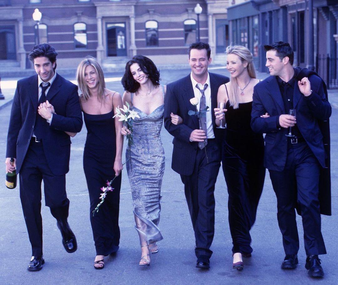 5 razones para creer que esta vez sí es posible el regreso de  Friends