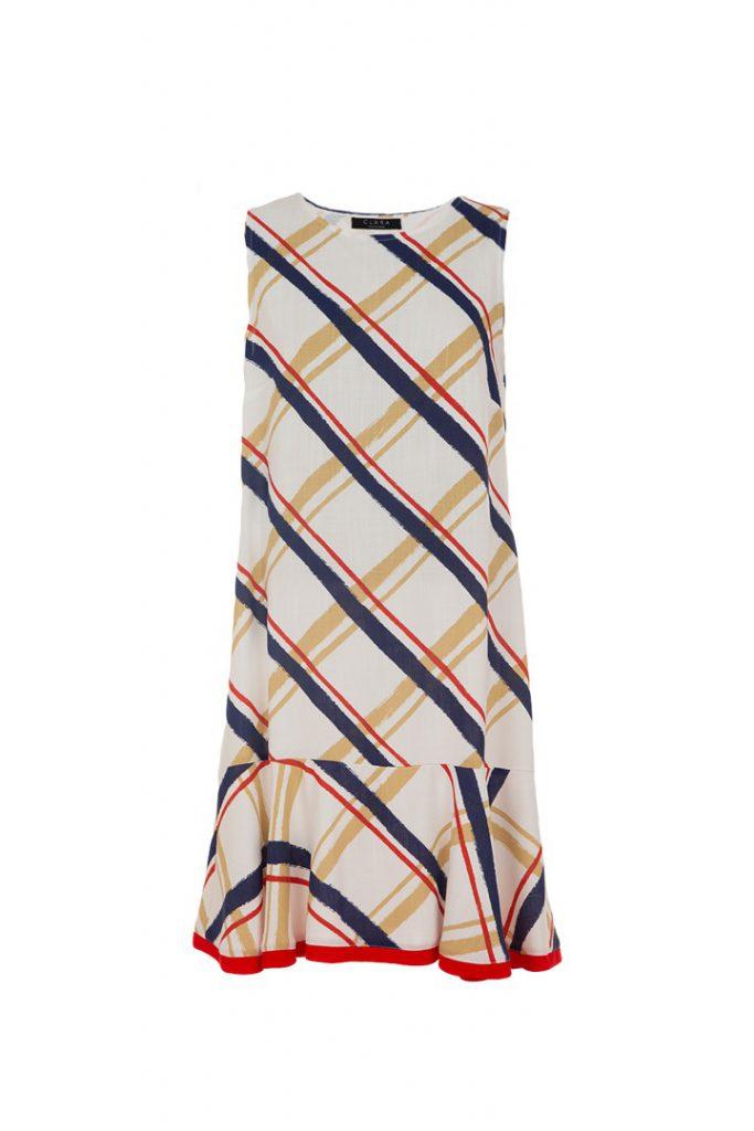 vestido de Clara Ibarguren