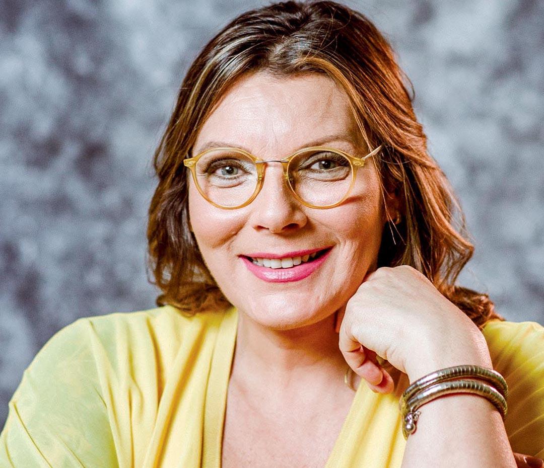 Es la astróloga uruguaya Nº1, y viene a contarnos algo para el 2020
