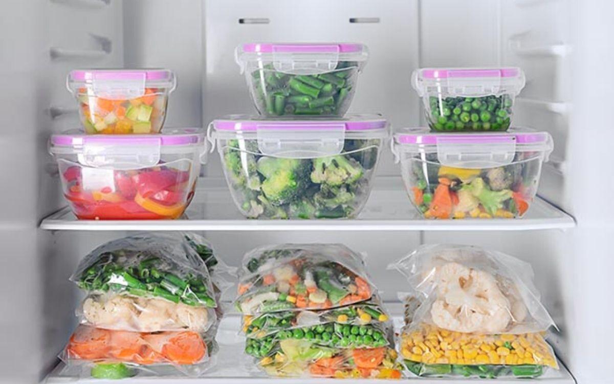 Cómo consumir los alimentos congelados