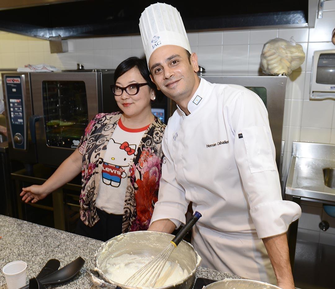 La vuelta al mundo en la cocina: el viaje gastronómico de Para Ti junto con el IAG