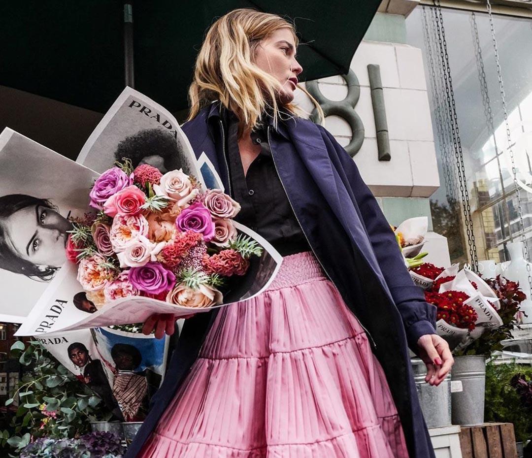 Ahora Prada vende flores (de lujo)