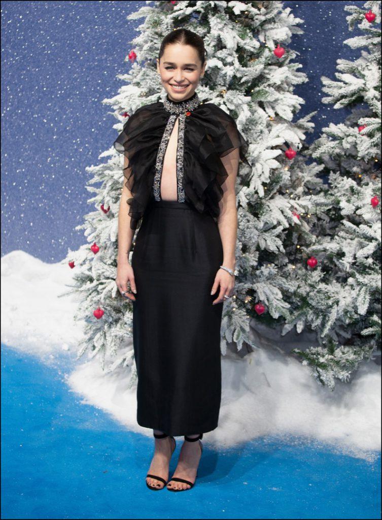 Emilia Clarke estreno Last Christmas