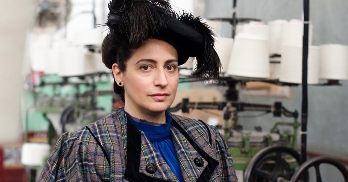News Muriel Santa Ana interpreta a 8 mujeres pioneras del feminismo (y hace historia) - Para Ti