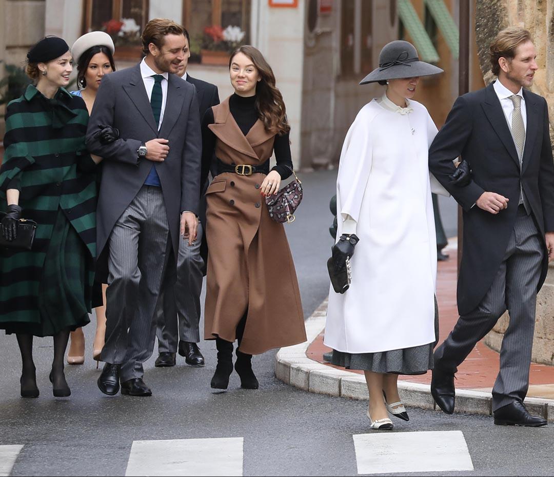 El día que las royals de Mónaco se destacaron (porque Charlotte Casiraghi no opacó sus looks)