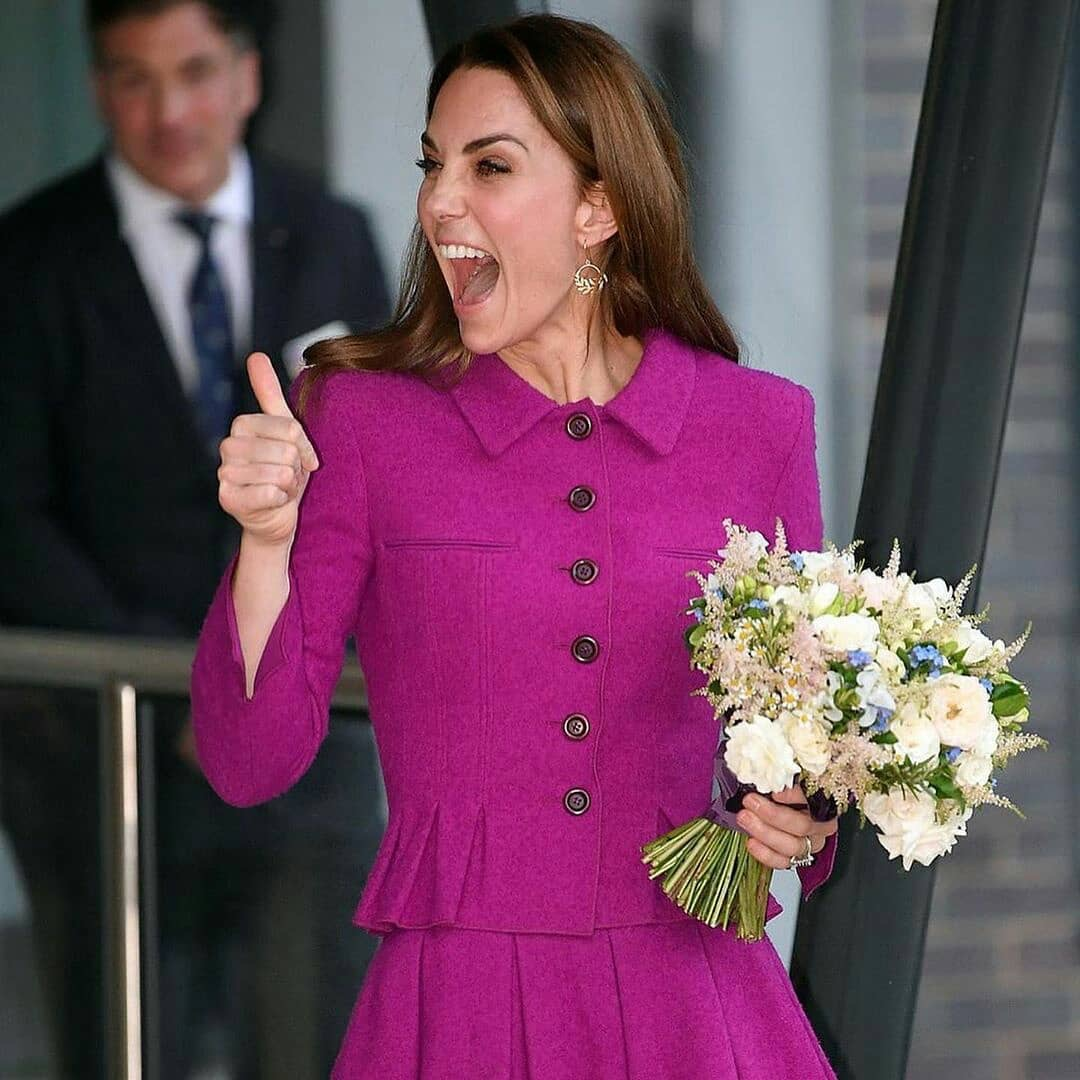 El look ladylike más inspirador de Kate Middleton