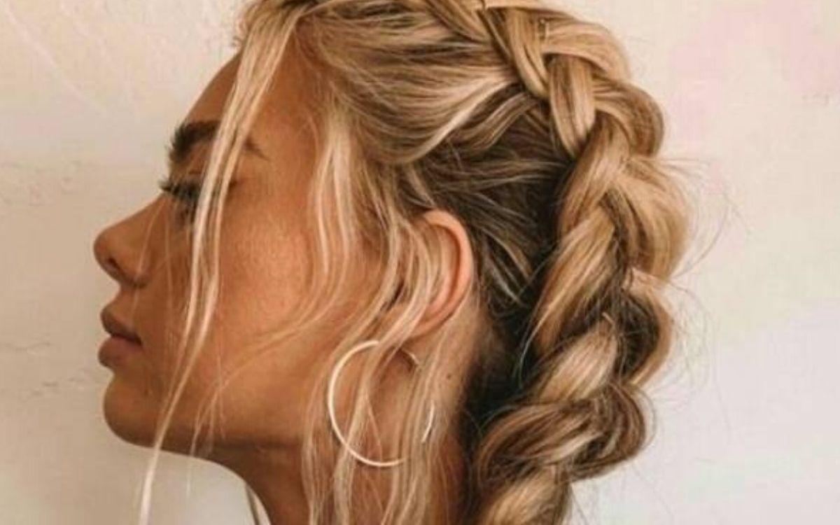 Los peinados para lucir este verano sin dañar tu pelo