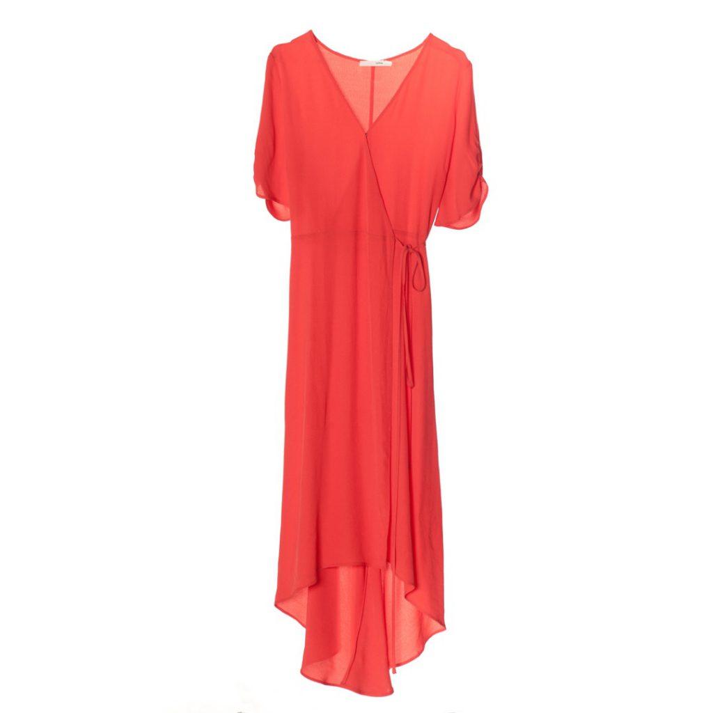 vestido de Uma