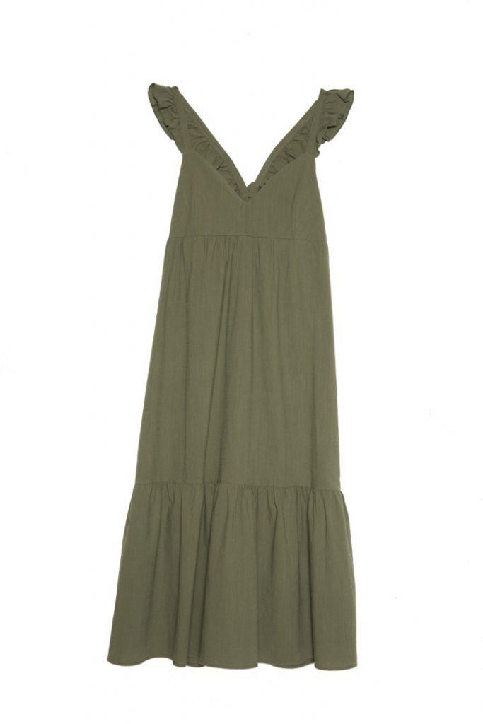 vestido de Rapsodia