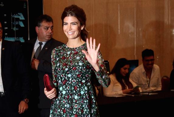 Los 10 mejores looks de fiesta de Juliana Awada como primera dama