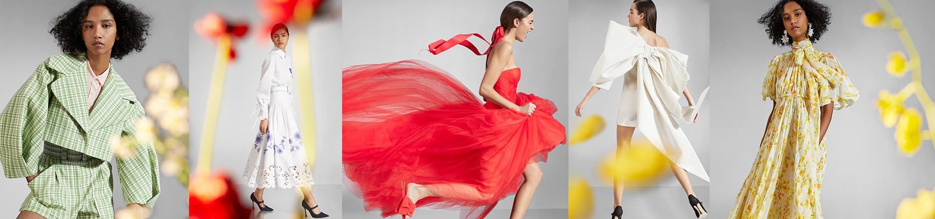 Así es la nueva colección pre-otoño 2020 de Carolina Herrera (te va a encantar)