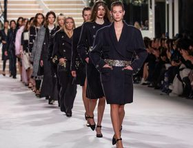 DESFILE CHANEL METIERS ART FASHION