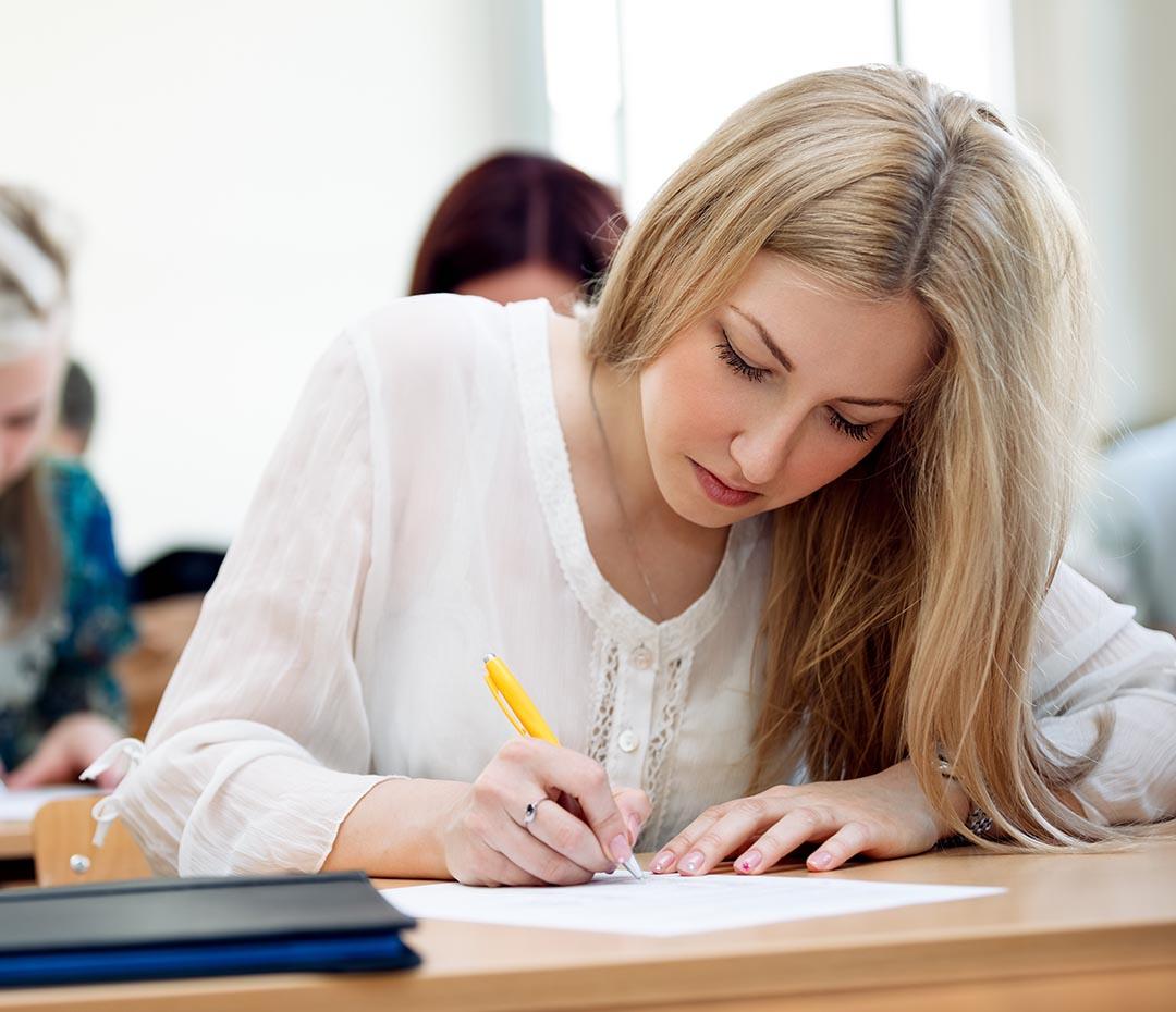 Cómo manejar el estrés antes de los exámenes