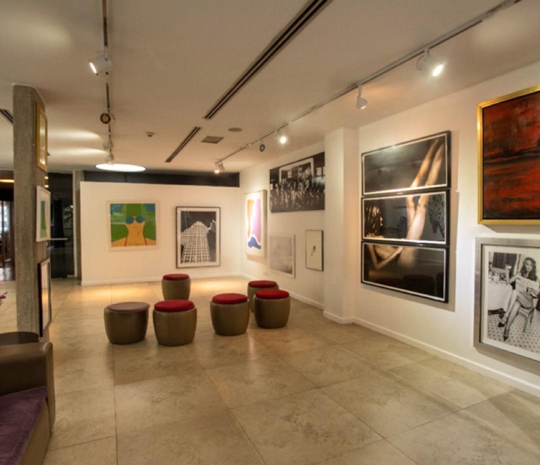 Un hotel boutique que fusiona arte, relax y tendencias