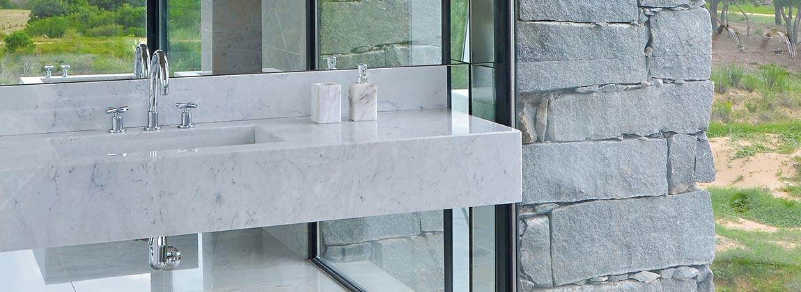 Baños remodelados: para inspirarte y copiar