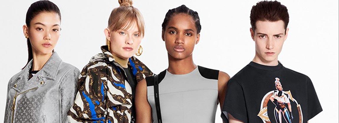 """La nueva colección de Louis Vuitton """"es leyenda"""""""