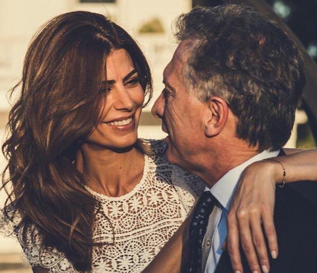 Las palabras que Juliana Awada le dedicó a Mauricio Macri después del traspaso del poder