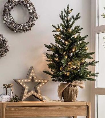 """Ideas para decorar la Navidad """"en modo Pinterest"""""""