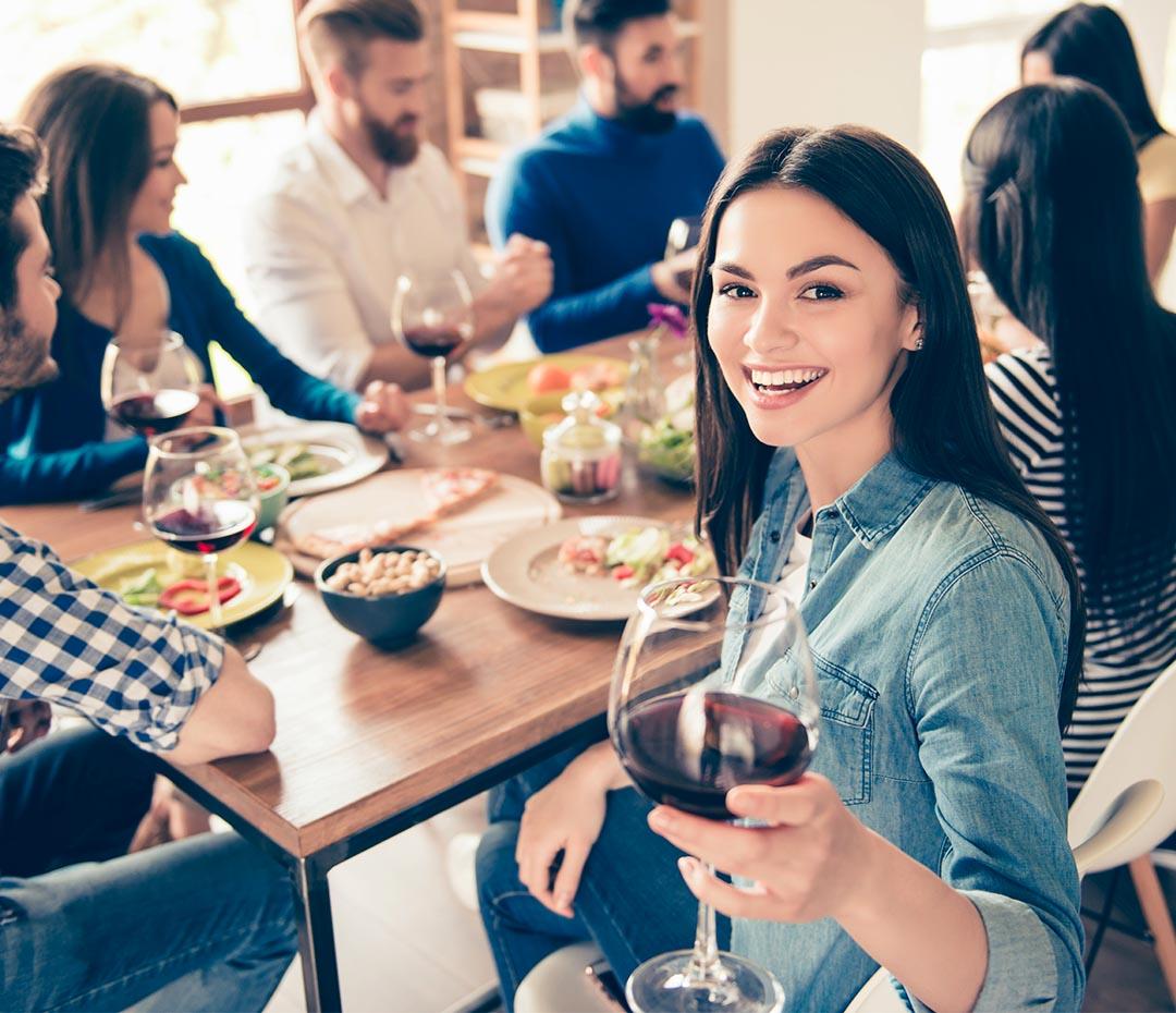 5 consejos para no excederse con las comidas en las fiestas de fin de año