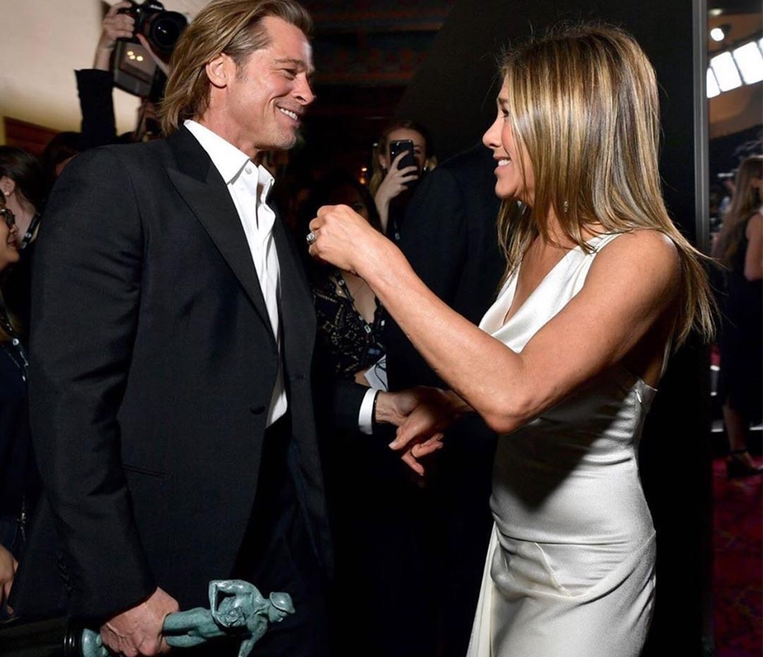 Jennifer Aniston y Brad Pitt harán juntos una gran inversión
