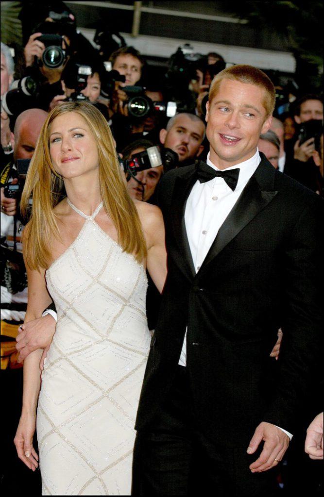 Brad Pitt y Jennifer Aniston estuvieron casados entre 2000 y 2005. ¿Vuelven?. Foto: Archivo Atlántida.
