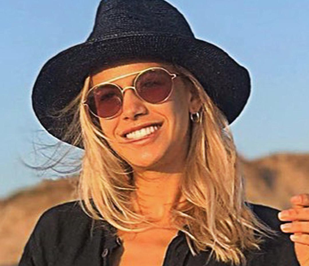 Anto Macchi tiene el look after beach más canchero del verano 2020
