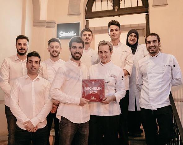 Camila Ferraro Chef Cocinera Revelacion Madrid Fusion 2020