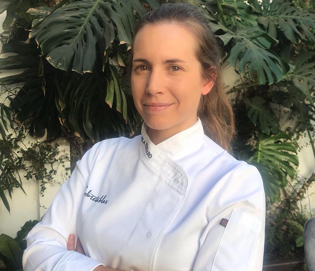 Camila Ferraro, la chef revelación en Madrid Fusión