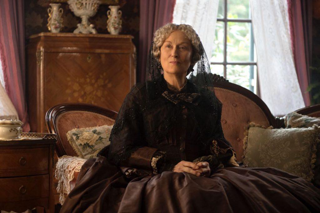 Mujercitas Meryl Streep