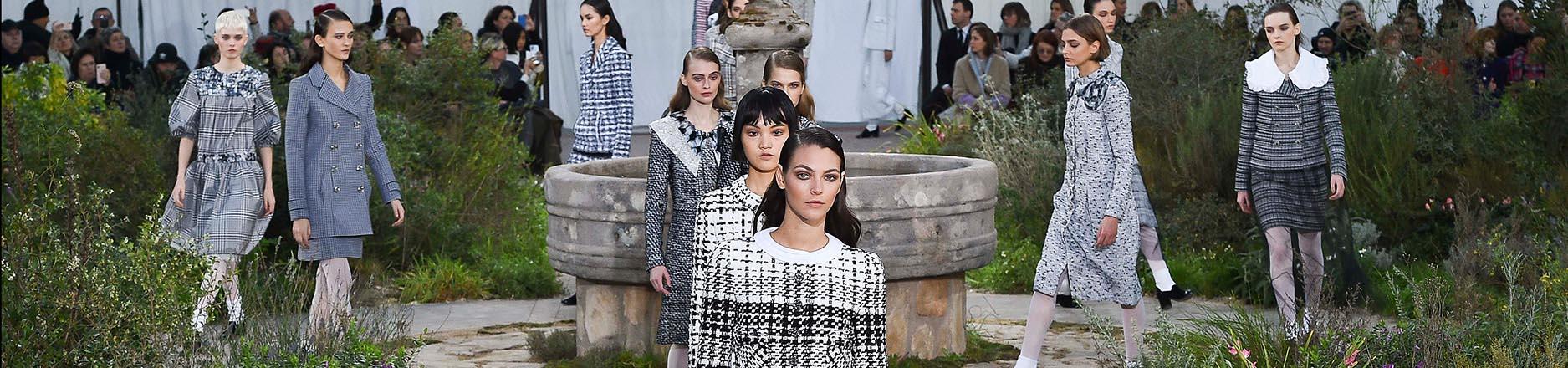 El video con los ítems de la colección Primavera-Verano Alta Costura 2020 de Chanel