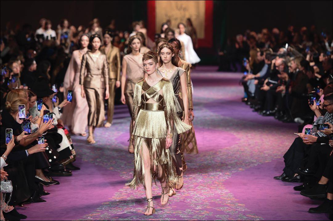 Moda empoderada: mirá el video de cómo Dior endiosó a las mujeres