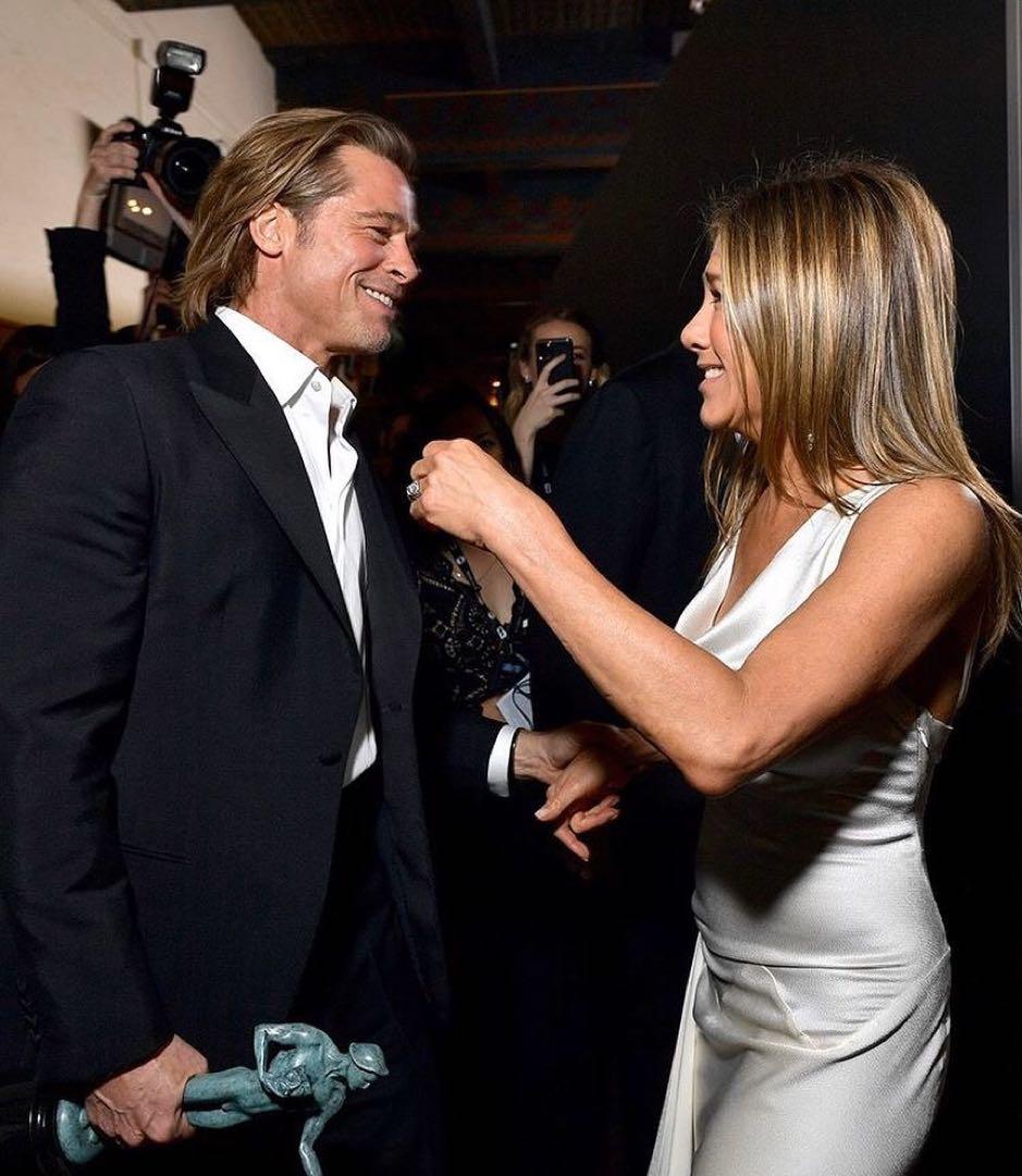 Brad Pitt y Jennifer Aniston estarían planeando lo que tanto soñamos