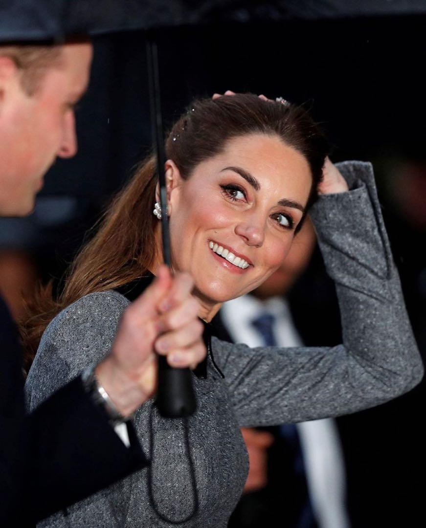 Kate Middleton, más lady (y feliz) que nunca
