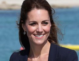 KATE MIDDLETON DUQUESA CAMBRIDGE