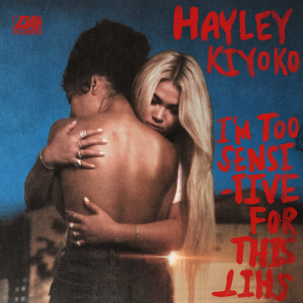 """El single """"She"""" de Hayley Kiyoko. Foto: gentileza pulpoPR."""