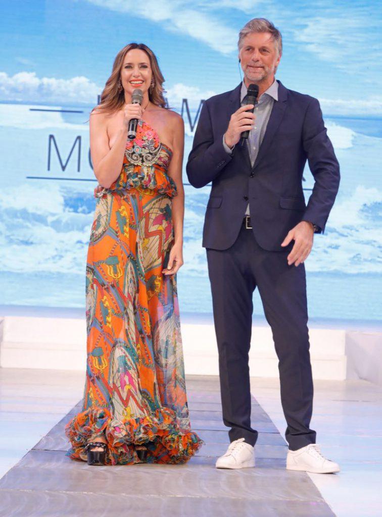 Soledad Villarreal y Horacio Cabak,