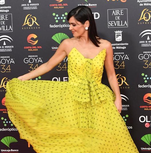 Actrices españolas en los Premios Goya 2020: el video con los ítems y tendencias de la gala