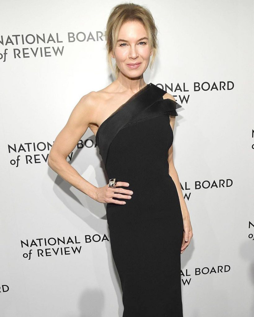 Reneé Zellweger en los National Board of Review Awards