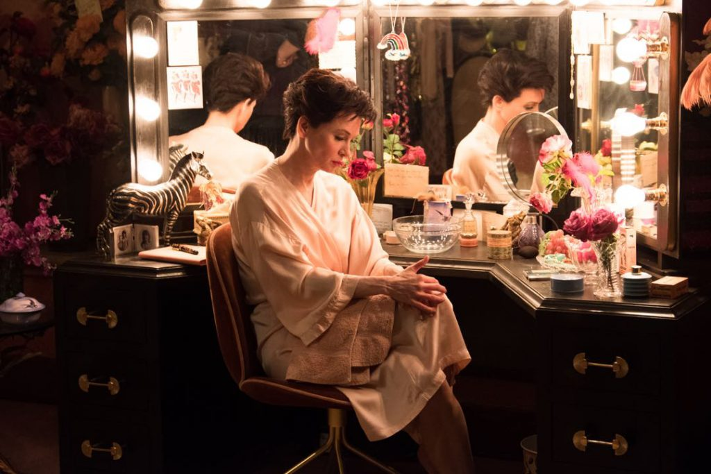 La biopic de Judy Garland significa también el regreso a la gran pantalla de su protagonista: Renée Zellweger.