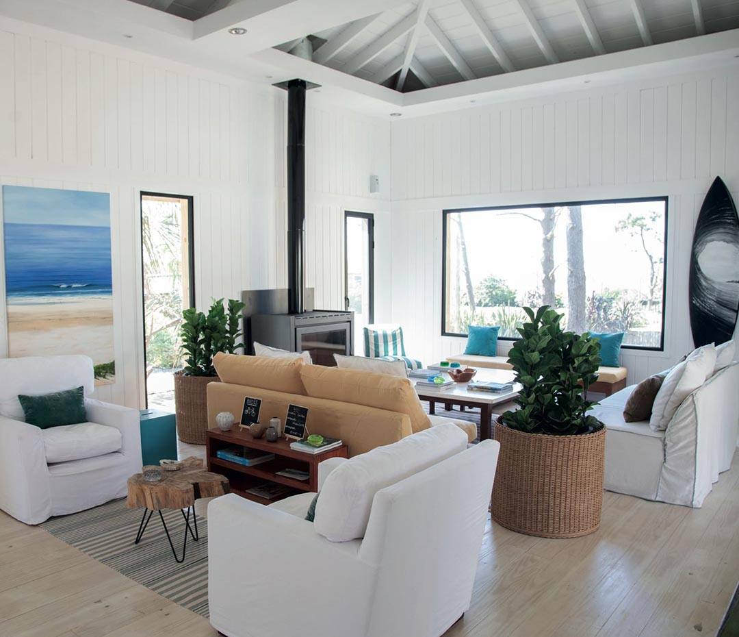 Sueño de una casa de verano (deco frente al mar)